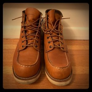 Red Wing Heritage Classic Mocs